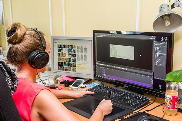 Американские звезды озвучивают мультфильмы студии Wizart по Skype