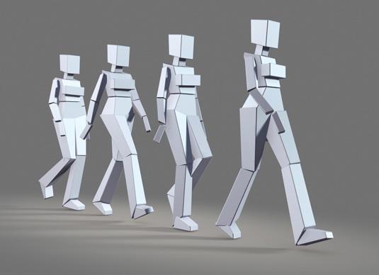 Анимация походки: Советы профессионала