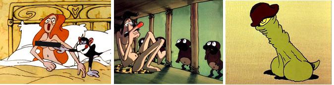 Анимация во второй половине ХХ века - упадок и неоконсерватизм