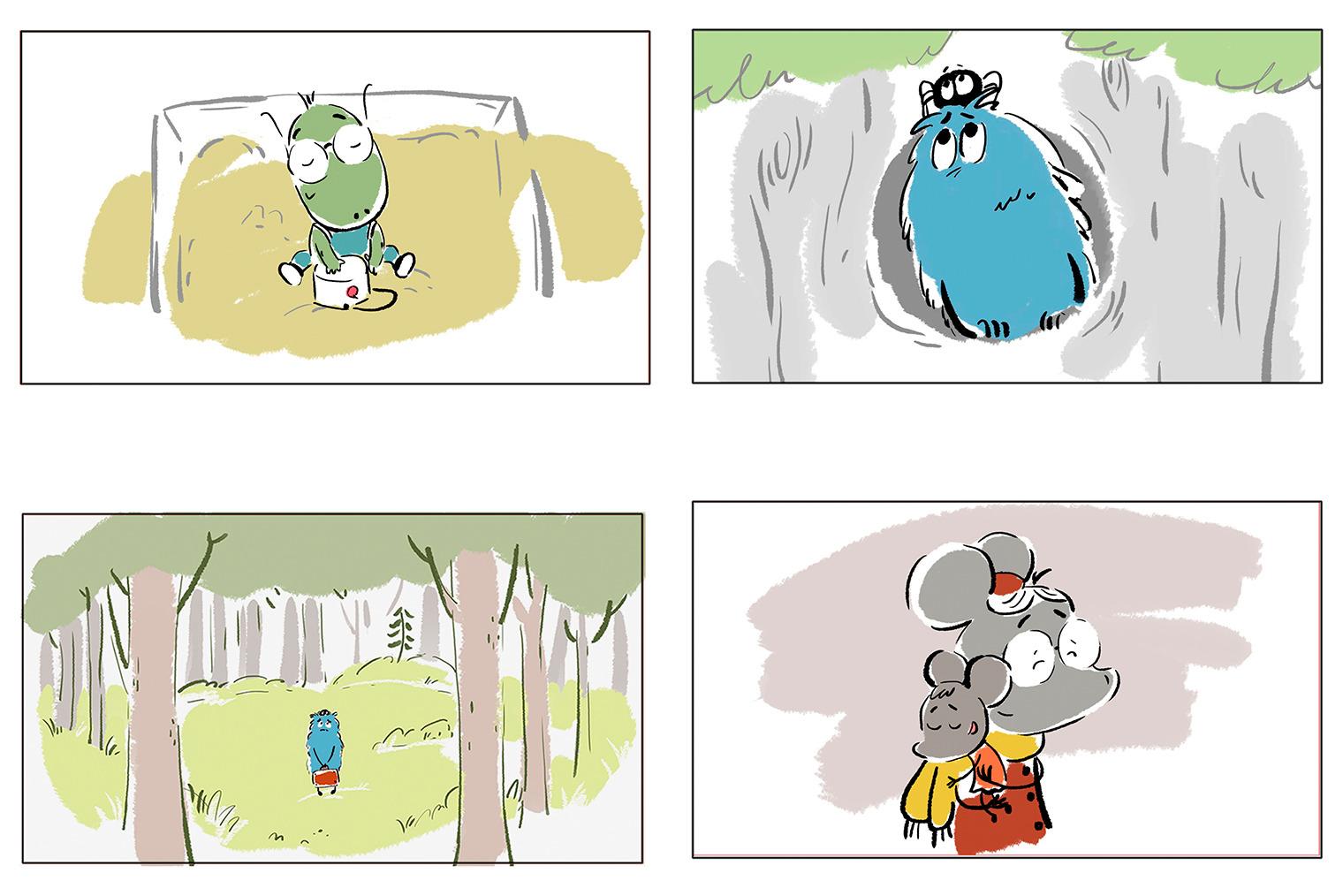 Беларусьмультфильм делает мультики в стол
