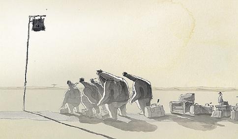 Бомбы в песочнице