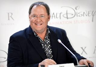 Джон Лассетер о работе своей команды и студии Pixar