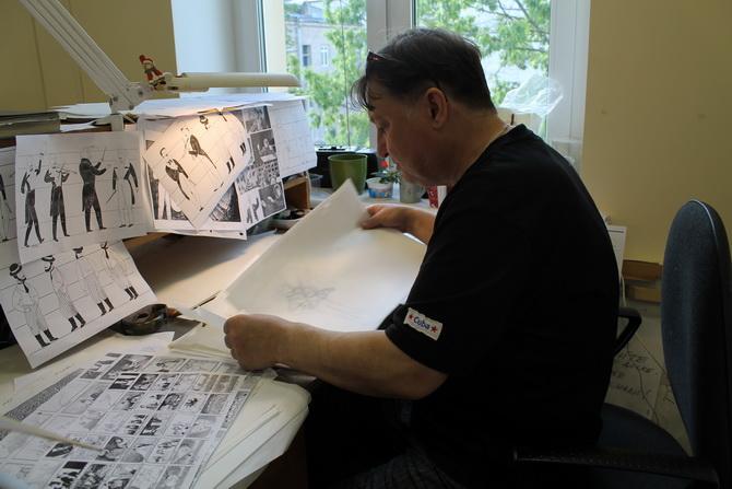 Изнанка профессии: мультипликатор