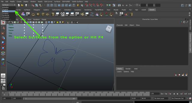 Как перенести кривые из Photoshop в Maya