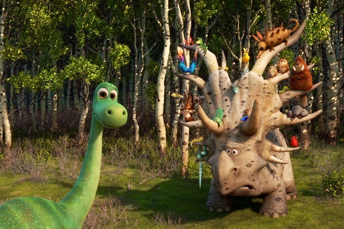 Как Pixar спасла Хорошего динозавра и повредила свою репутацию