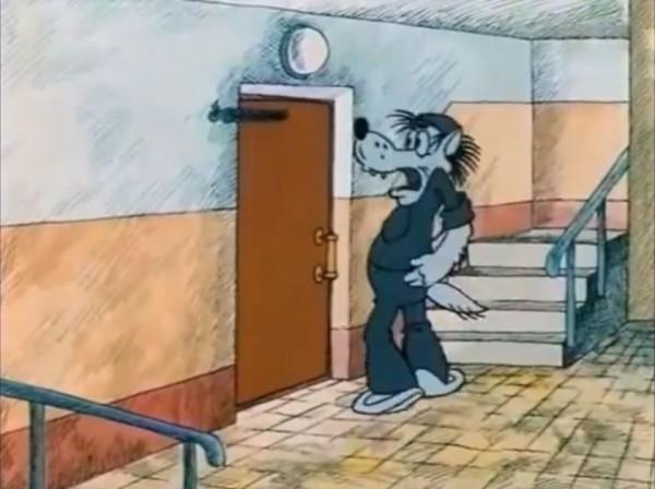 Как создавался мультфильм Ну погоди!
