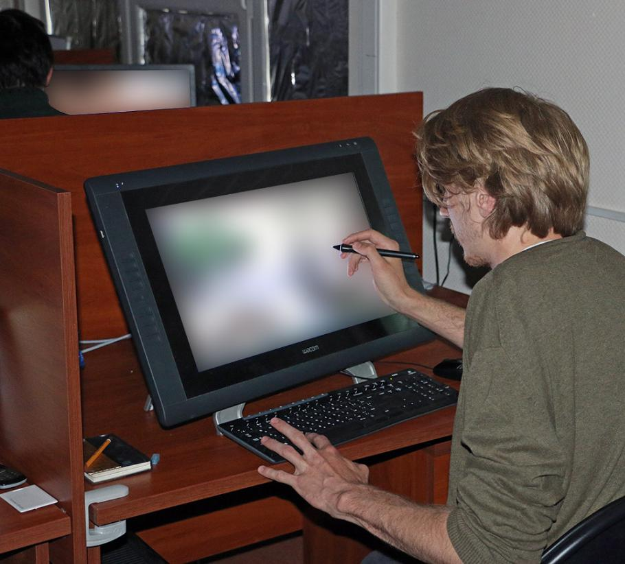 Как создают 3D - анимацию. Экскурсия на ДА-Студию