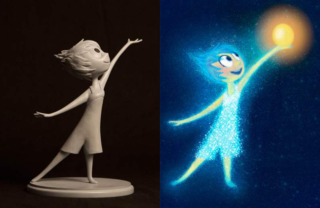 Как студия Pixar создает свои шедевры
