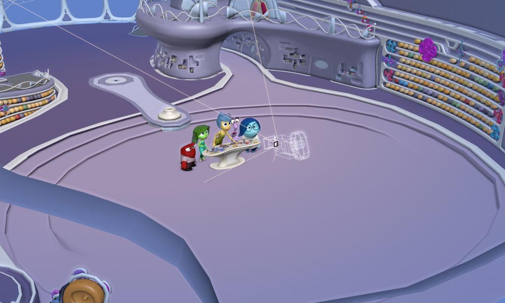 Как в Pixar решали проблемы со съемками Головоломки