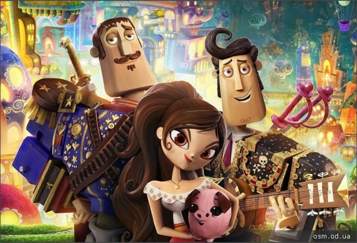 Какие новинки анимации ожидать в 2015 году