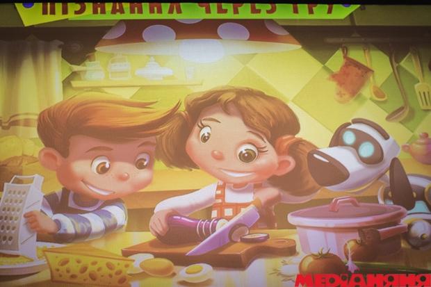 Какие украинские мультфильмы претендуют на фонд Укргоскино