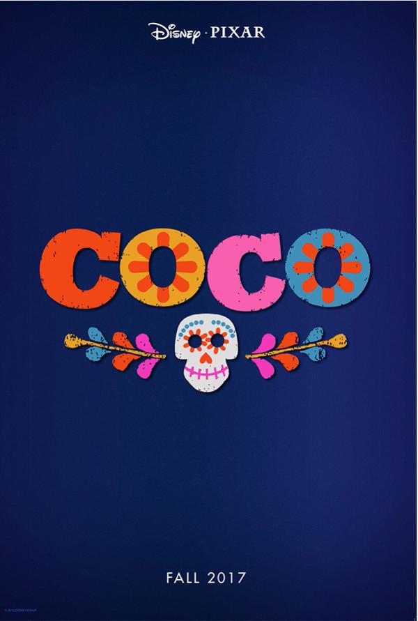 Коко проект студии Пиксар о Дне всех мертвых