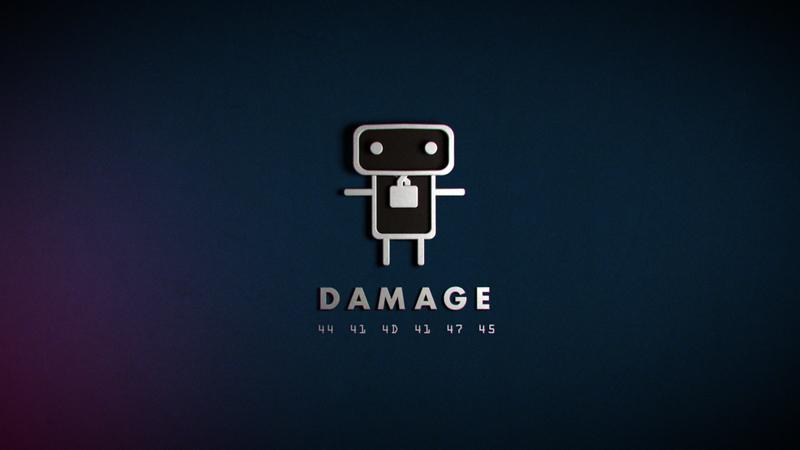 Короткометражная анимация Damage. Процесс создания