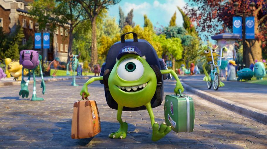 Мечты в мультфильмах Pixar