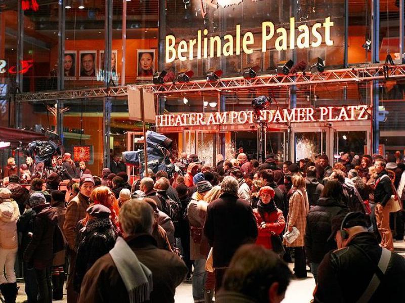 Мой личный лось, везет с Берлинале - 2014 приз