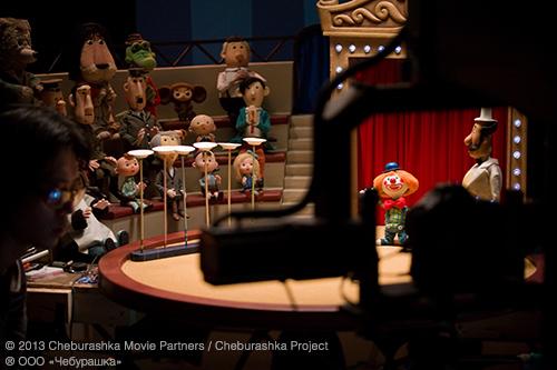 Процесс создания Японского Чебурашки - интервью Михаила Трумеля