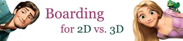 Раскадровка: 2D или 3D
