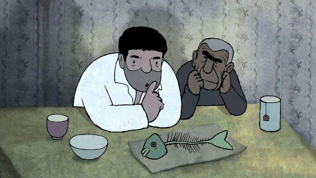 Россию на Берлинале – 2014 представляет анимационная короткометражка: Мой личный лось
