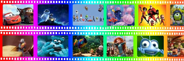Студия Pixar покажет новинки только в 2019 году