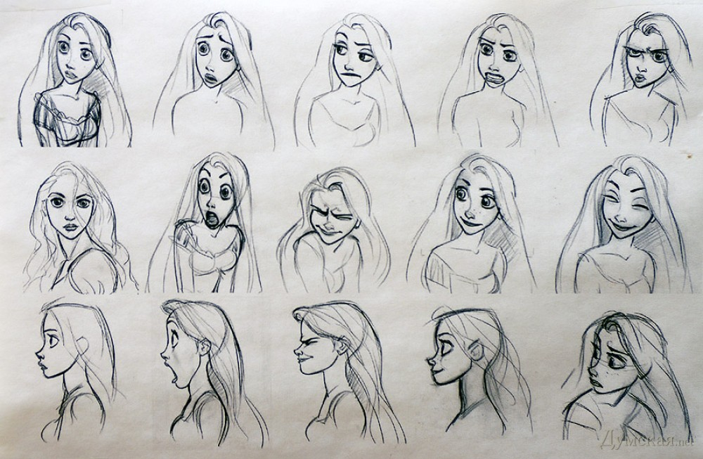 Facial expression animation — pic 14