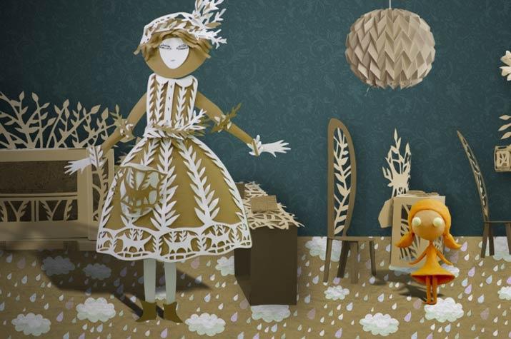 Украинский мультфильм Девочка с рыбьим хвостом вошел в конкурсную программу канадского фестиваля
