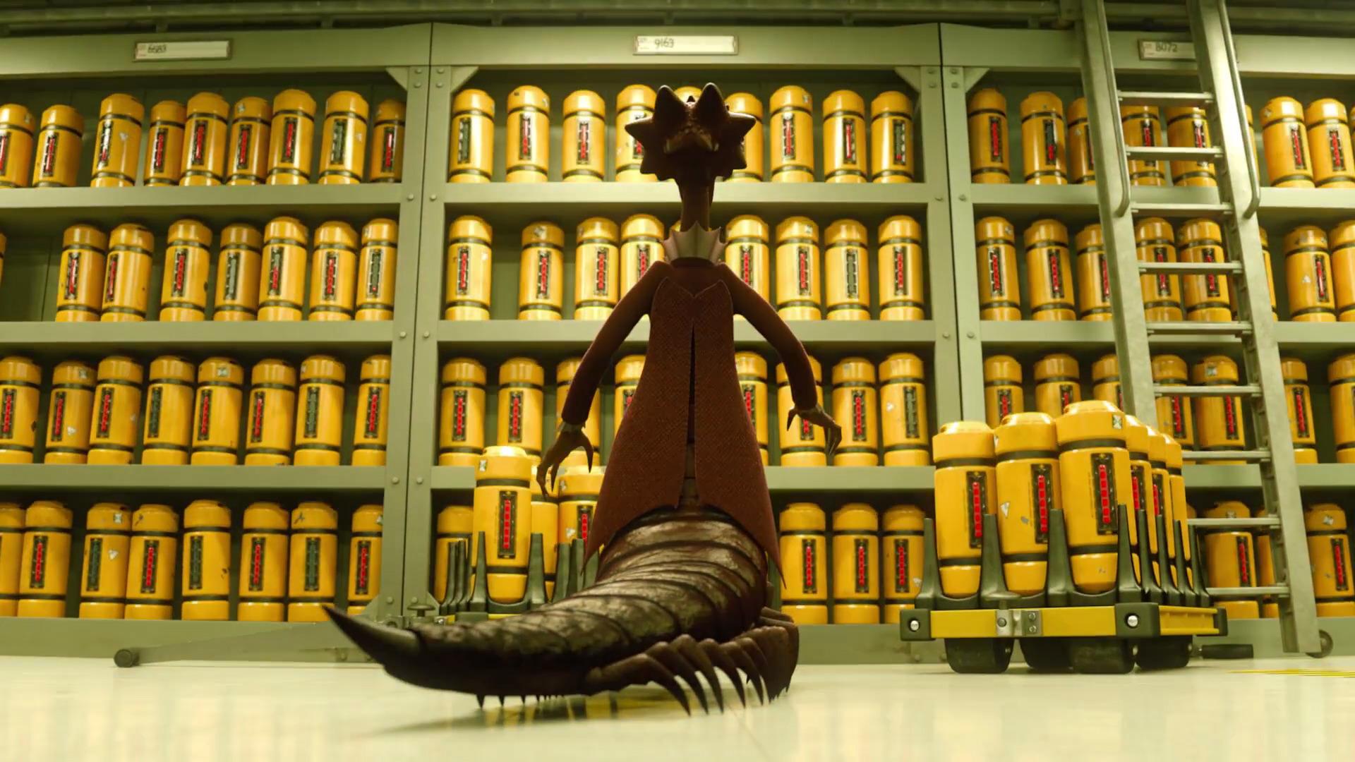Университет Монстров - уроки выживания в анимационной индустрии