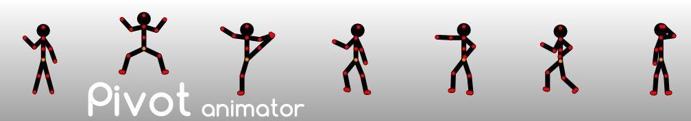 Все гениальное просто, программа Pivot Stickfigure Animator