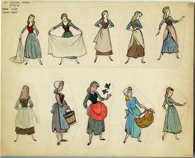 Выставка Ведущие дамы и роковые женщины: Искусство Марка Дэвиса в семейном музее Уолта Диснея