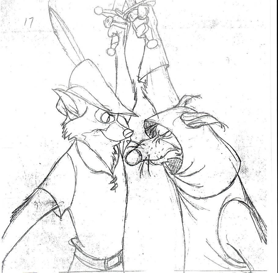 Заметки Джеймса Бакстера о актерской игре в Анимации