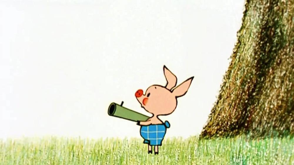 Кадр из мультфильма «Винни-Пух» / Фото: «Союзмультфильм»
