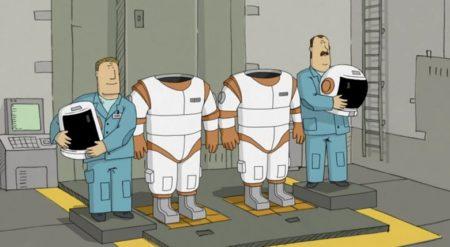 Мы не можем жить без космоса Бронзит