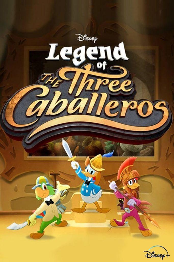 Легенда о Трех Кабальеро