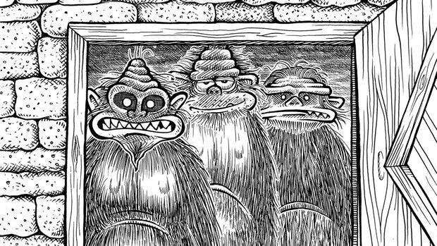 Перевели комикс в анимацию