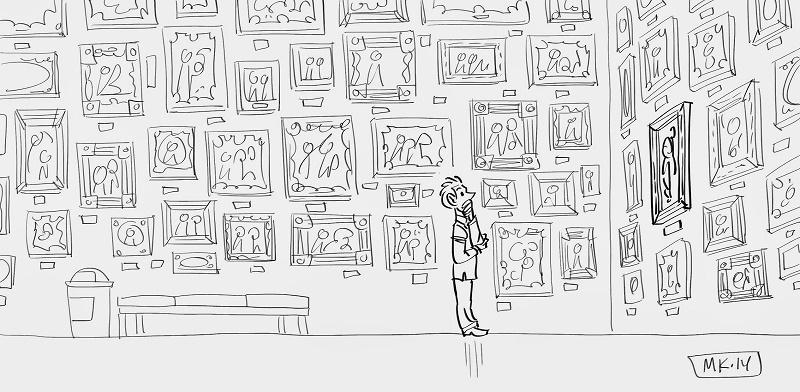 Выделение персонажа на фоне
