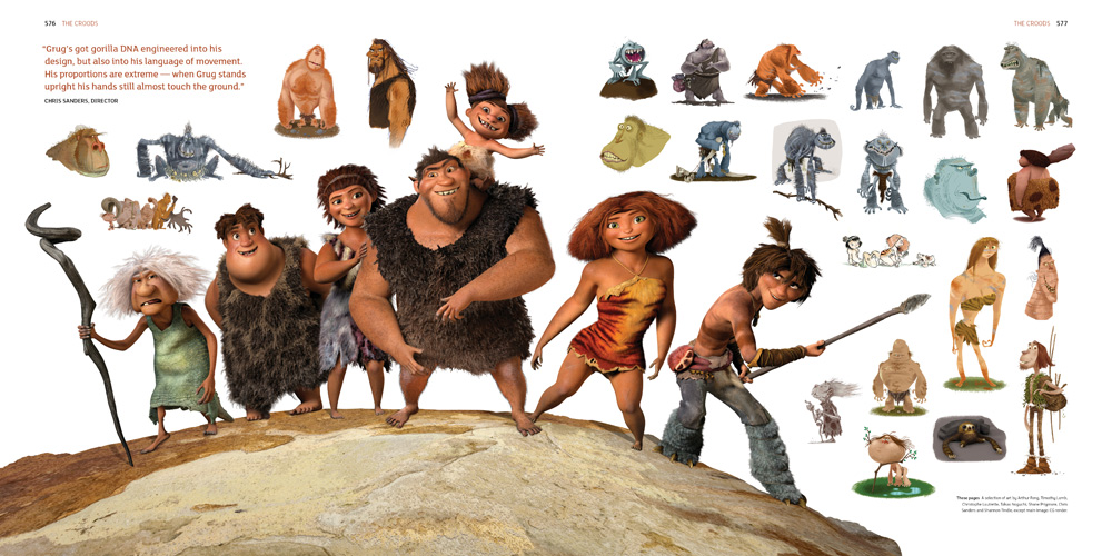 dwa opus meet the Croods