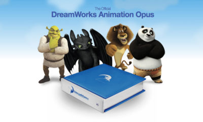 the official dreamworks animation opus