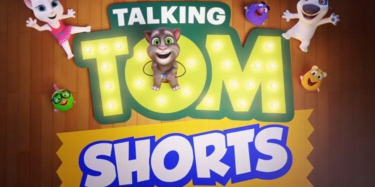 Говорящий Том