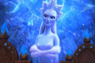 Снежная Королева Зазеркалье