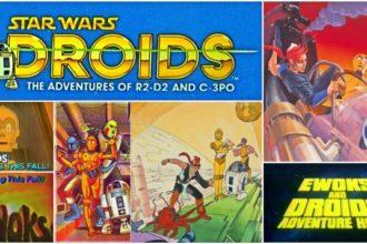 Звездные войны Дроиды