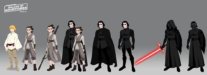 Звездные войны разработка персонажа