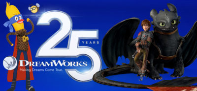DreamWorks 25
