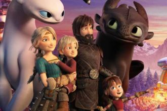 How To Train Your Dragon Homecoming Release Date