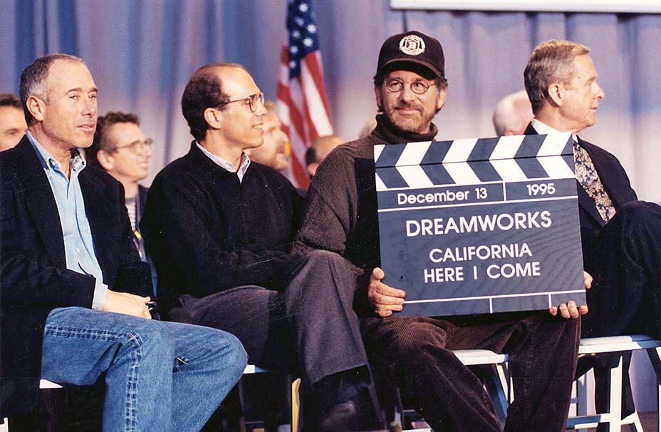Groundbreaking for Dreamworks Play Vista