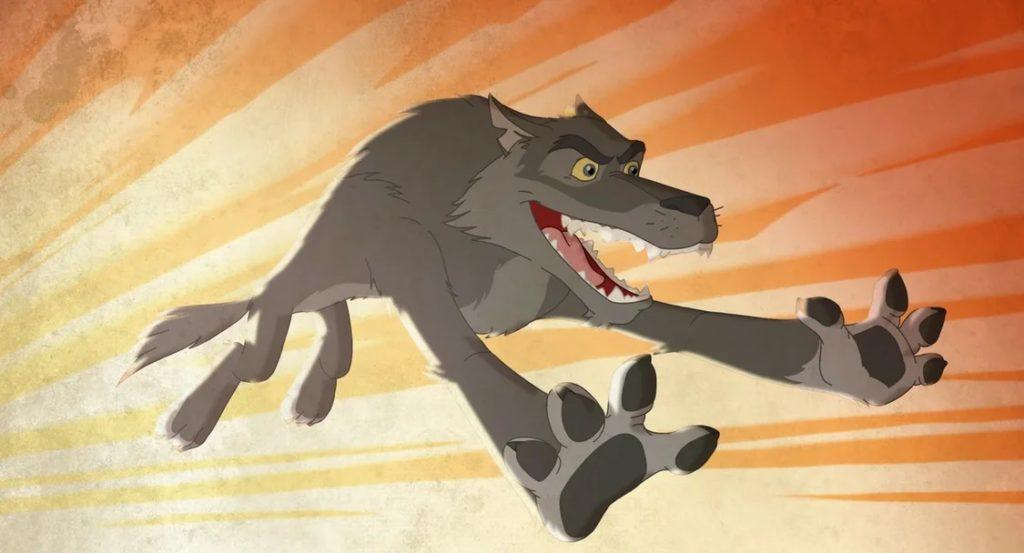 Серый Волк 4