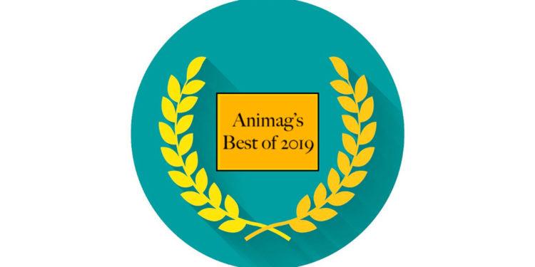animag лучшая анимация 2019