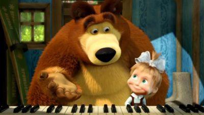 Маша и Медведь Анимакорд