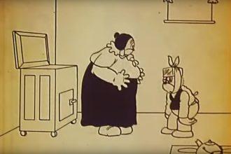 Самые ранние шедевры анимации