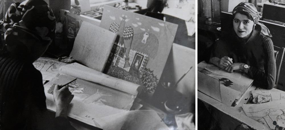 Анна Атаманова черновая фазовка