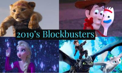 Блокбастеры 2019 года
