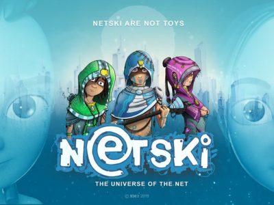NETSKI. Вселенная Сети
